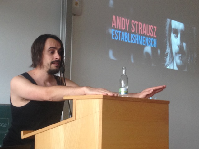 Andy Strausz
